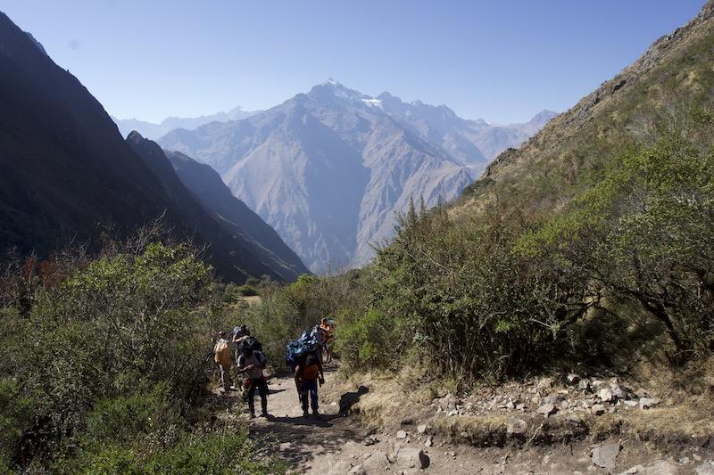 Klassieke Inca Trail Peru