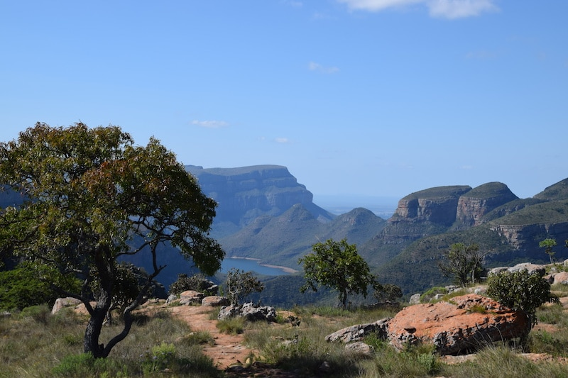 Lowveld view Blyde river Canyon