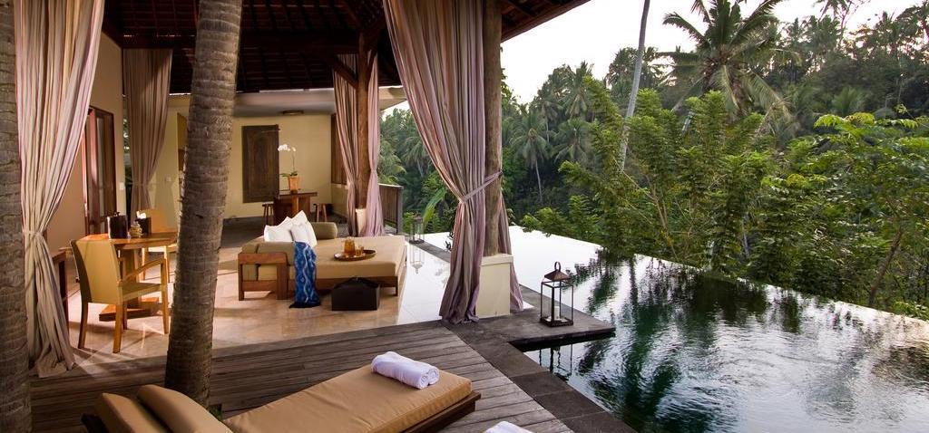 Luxe Villa Ubud privé zwembad