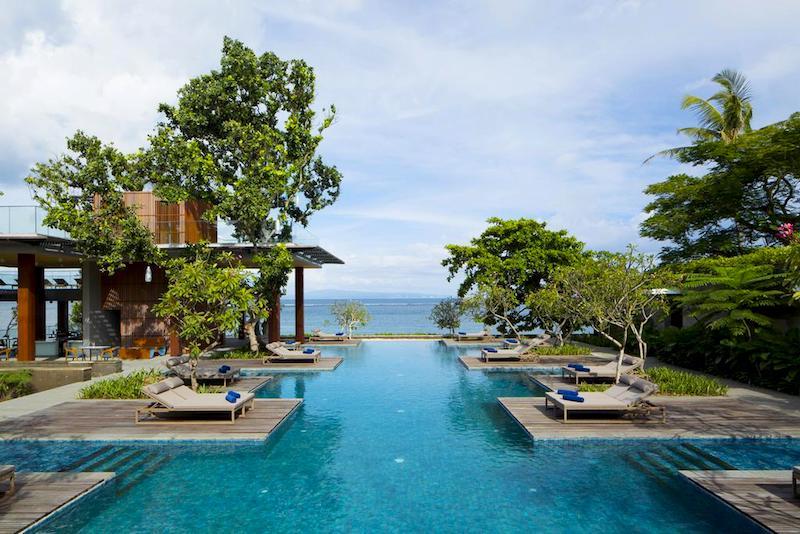 Luxe resort Sanur