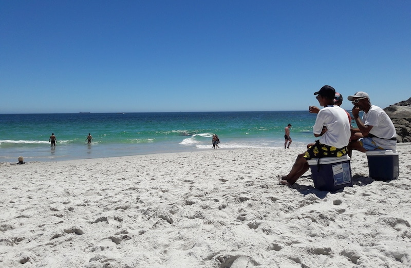 Mooiste strand kaapstad