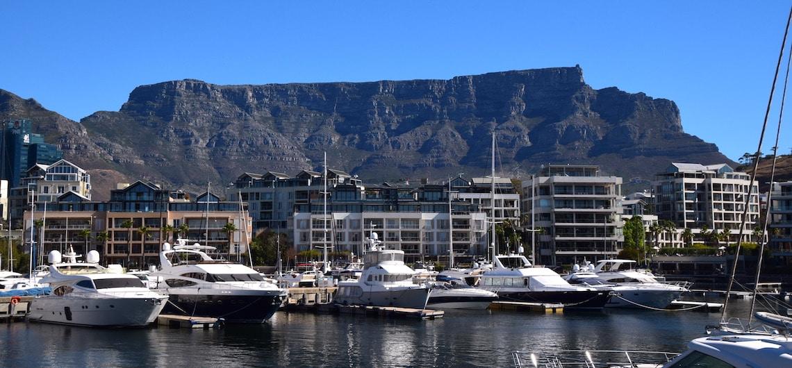 Overnachten Kaapstad
