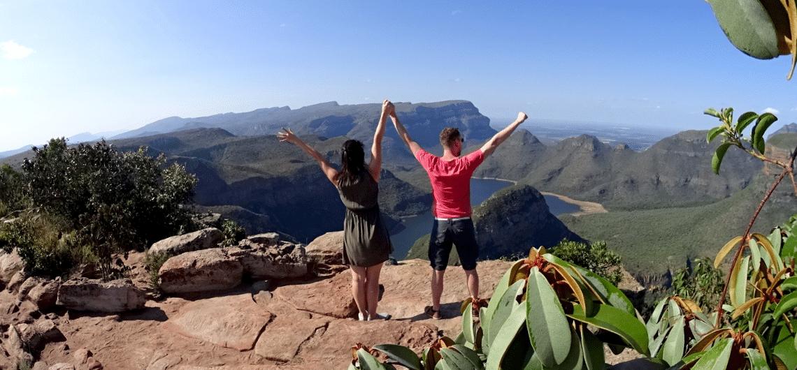 Panoramaroute rijden Zuid-Afrika