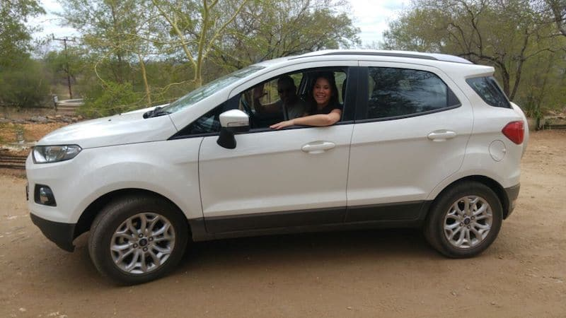 SUV Huurauto Zuid afrika