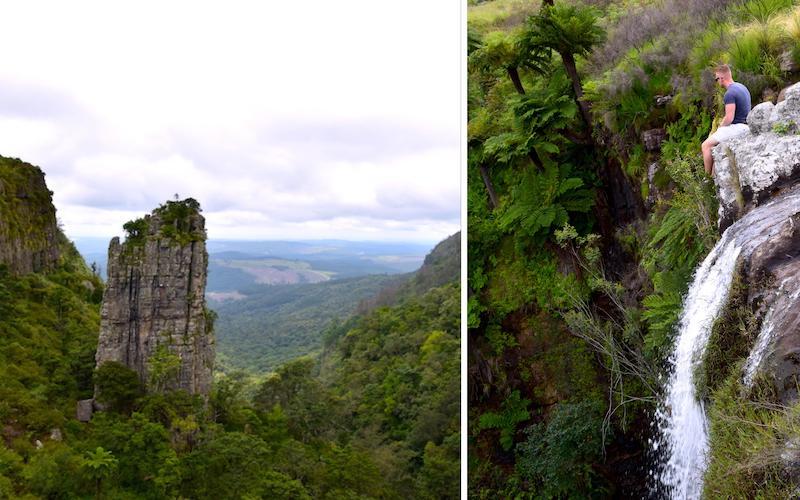 The Pinnacle rock - Panorama route