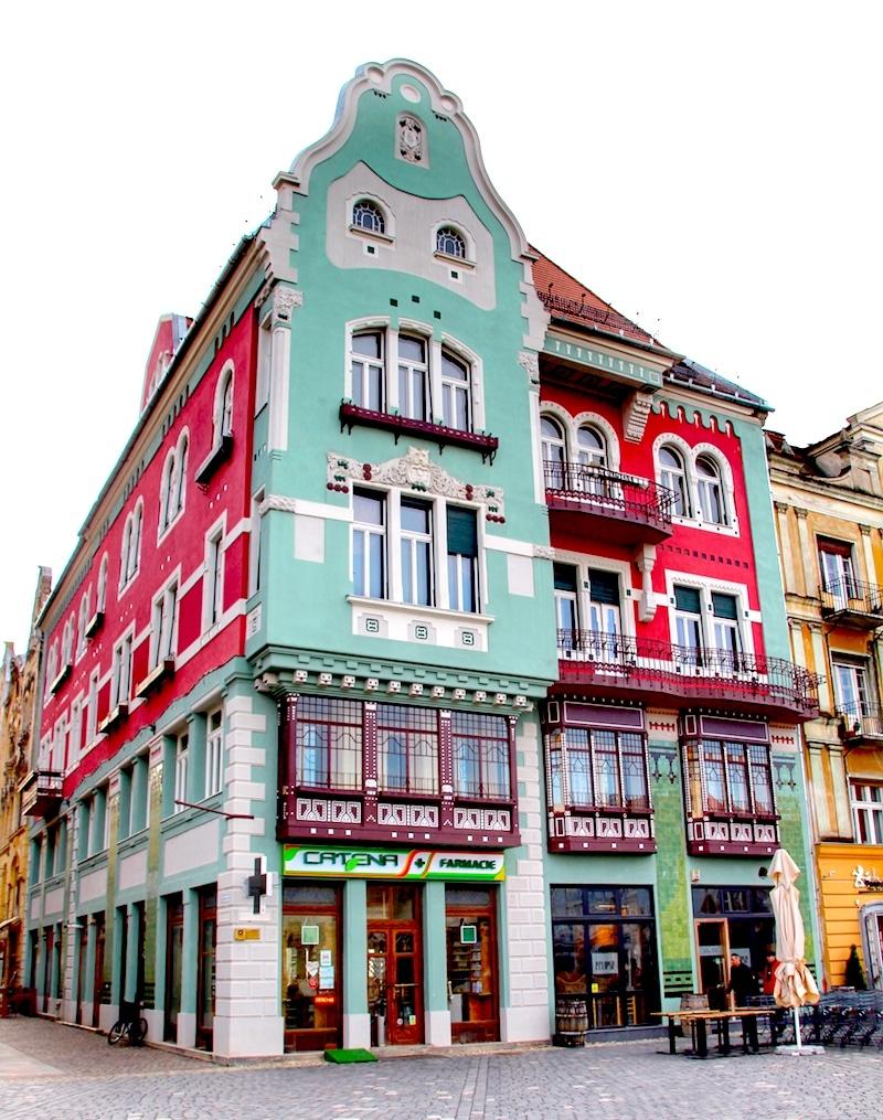 Timisoara bruckhouse