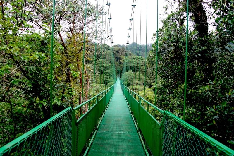 Hangbruggen Monteverde
