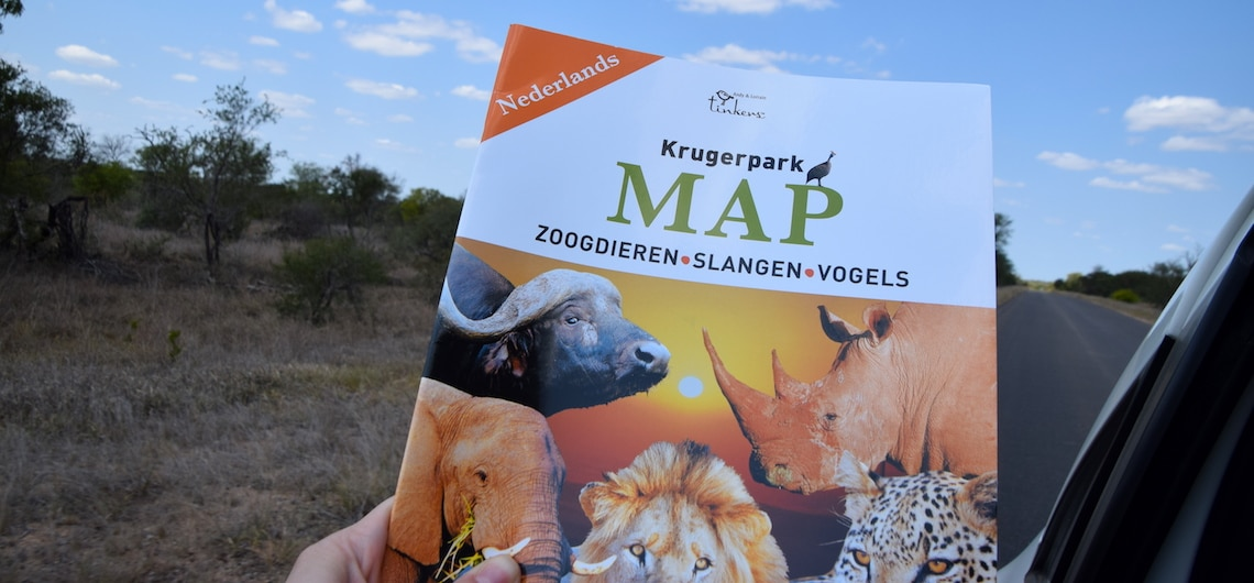 Krugerpark zelf rijden