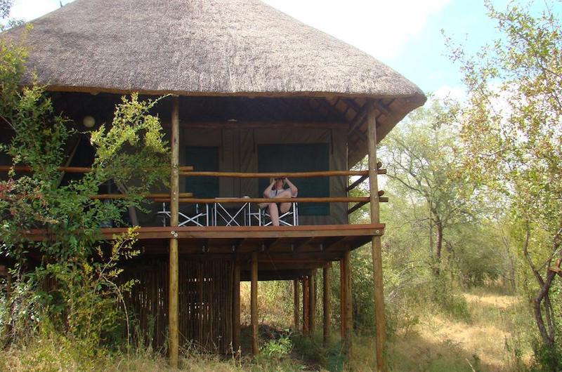 Muweti Bush Lodge krugerpark