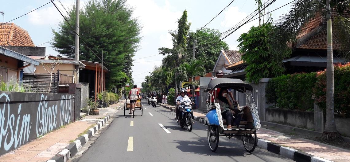 Overnachten Yogyakarta Java