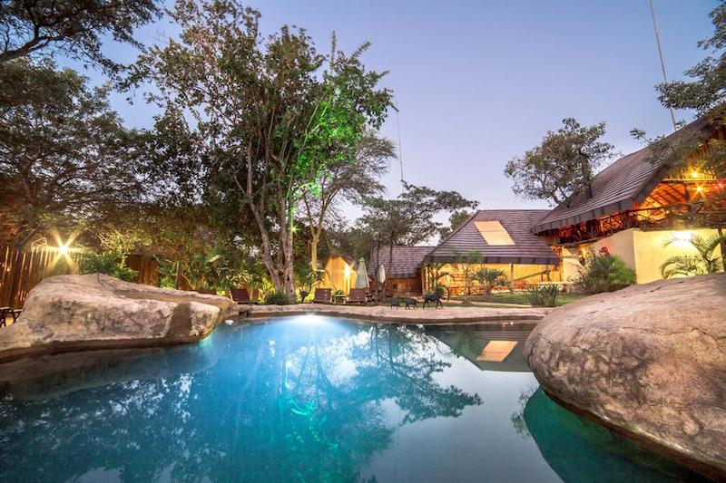 accommodation near kruger park 5x lodges in private game reservespezulu tree house kruger park