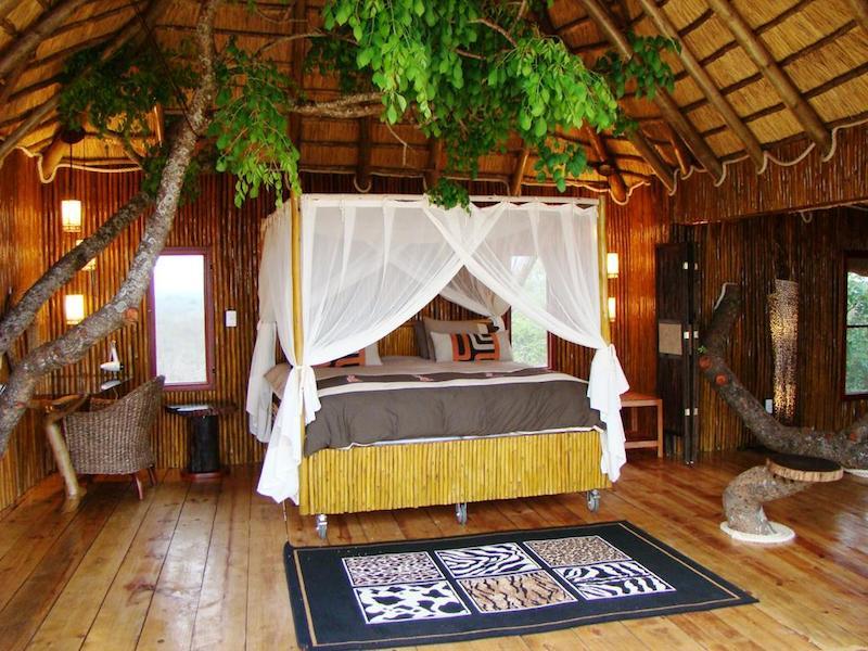 Safari lodge Krugerpark