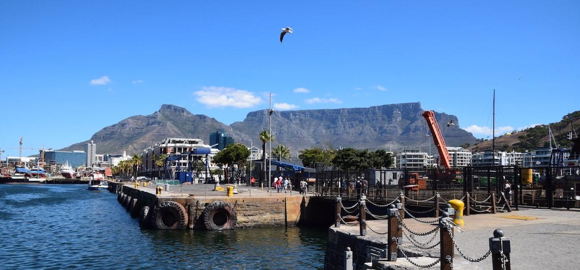Tafelberg bezoeken Kaapstad