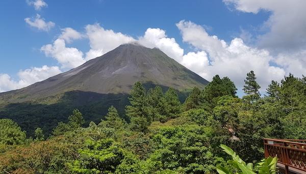 Vulkaan Arenal