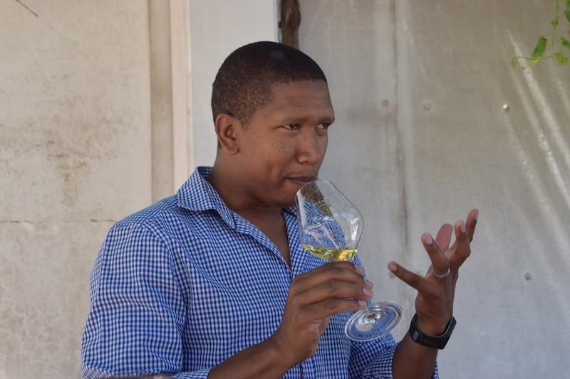 Wijnproeverij stellenbosch simonsig