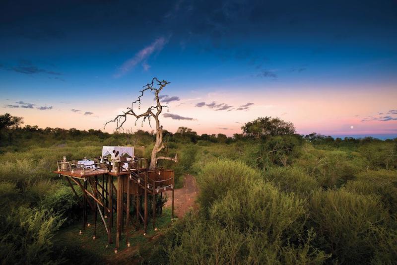 luxury private resort Krugerpark