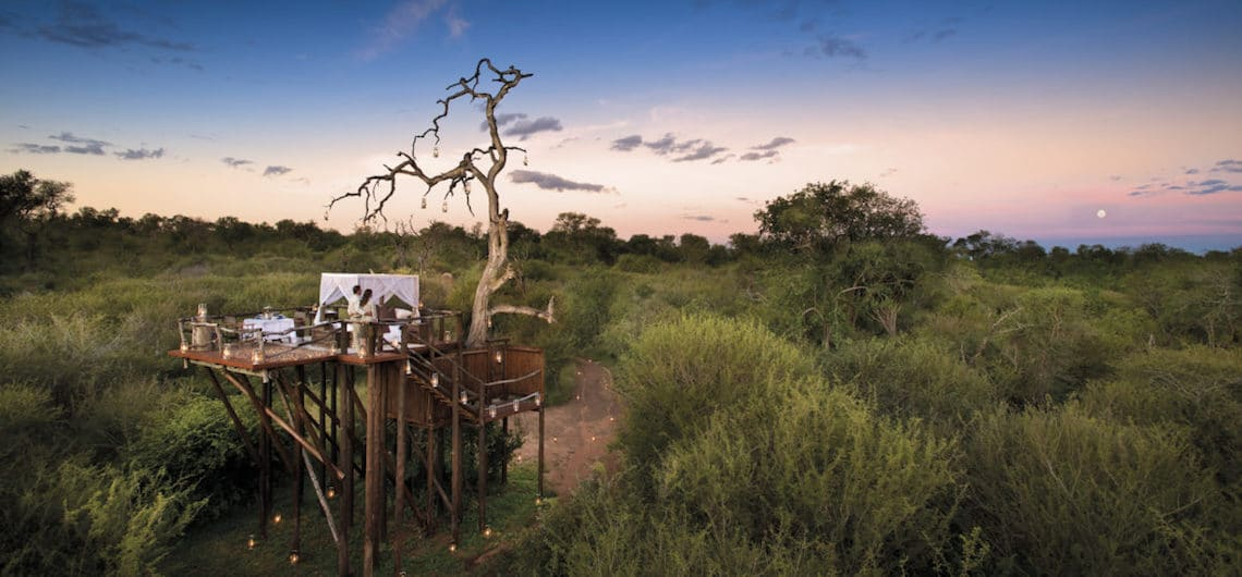 safari lodges Krugerpark
