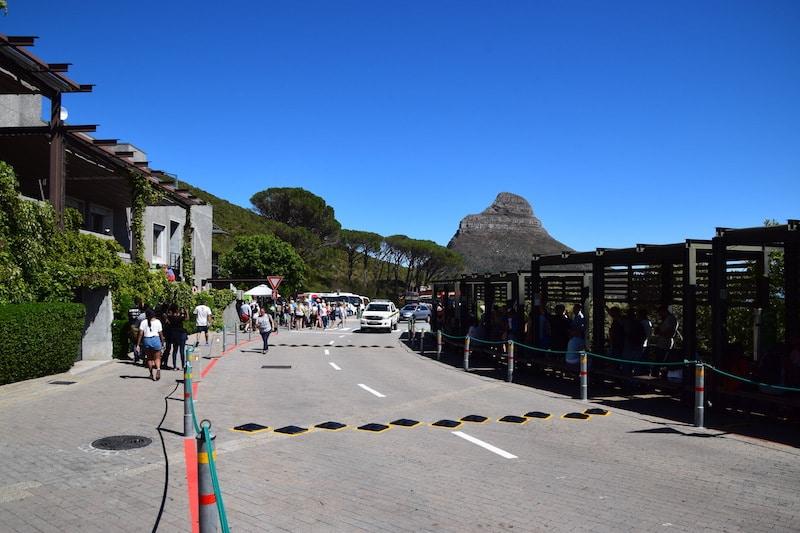 tickets Tafelberg kopen