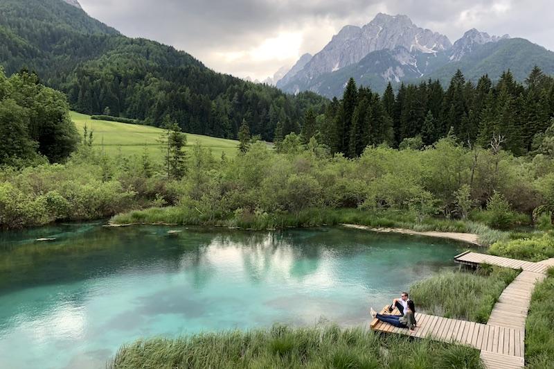 Zelenci Slovenie