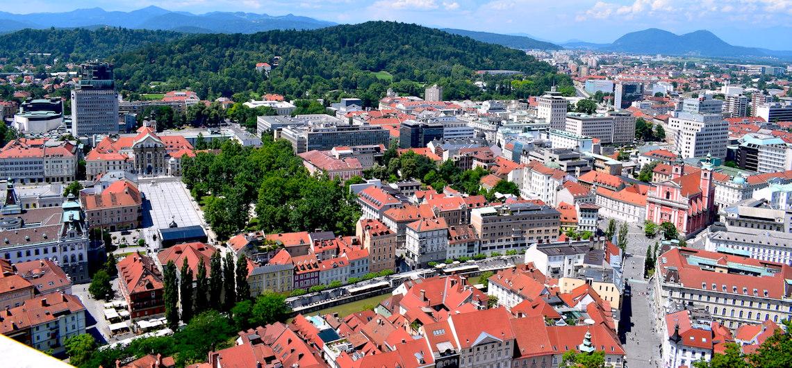 Bezienswaardigheden Ljubljana