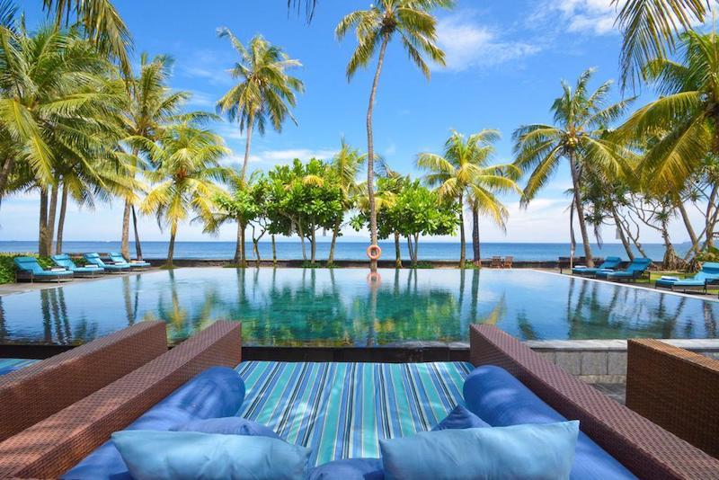 Candidasa Bali hotel tip