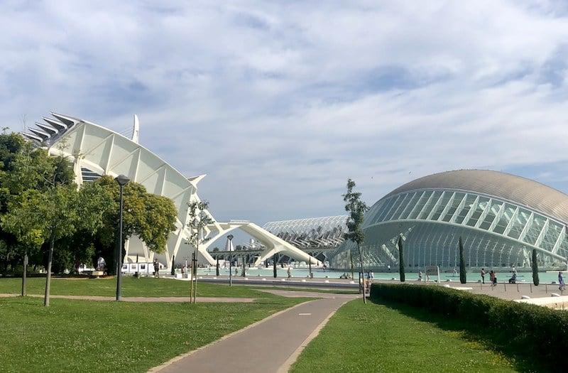 Ciudad de las Artes y Sciencias