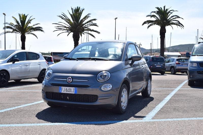 Fiat 500 Italie huren