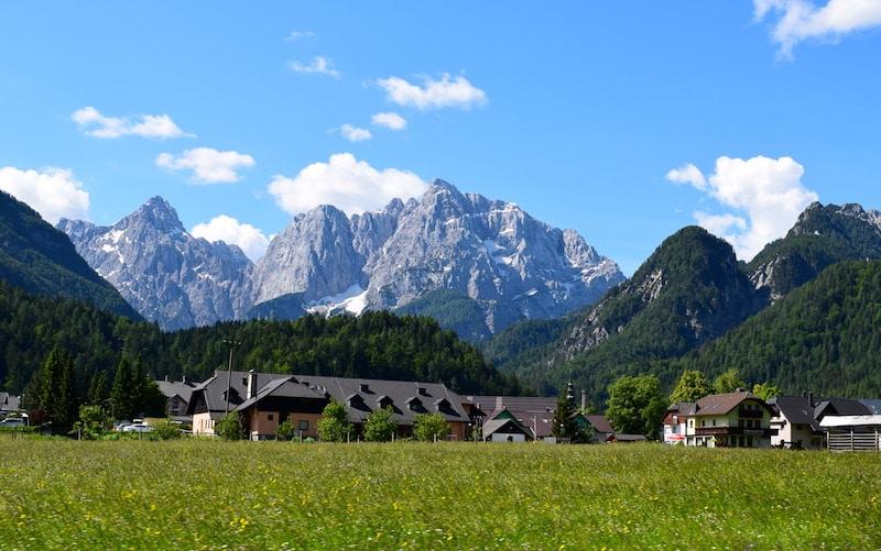 Kranjska Gora Slovenie bezienswaardigheden