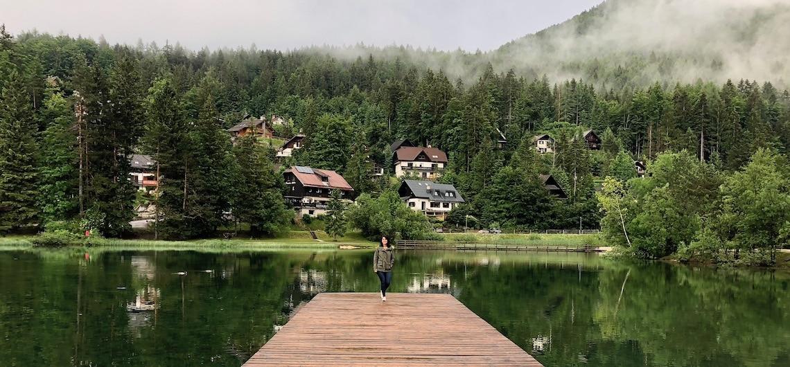 Kranjska Gora Slovenie