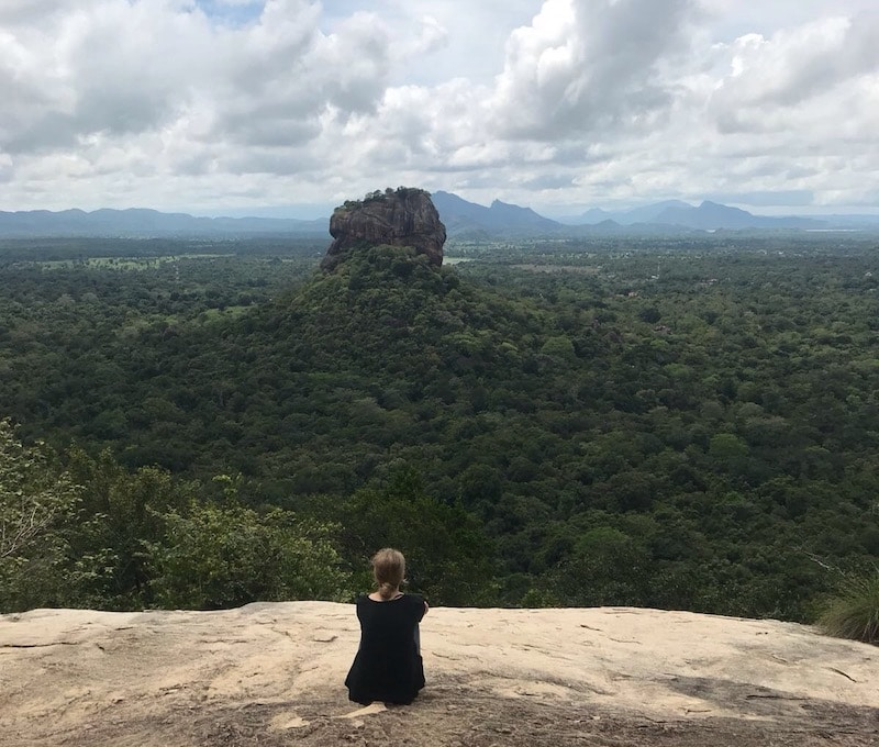 Lion's Rock Sri Lanka