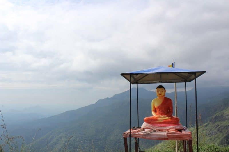 Little Adam's Peak