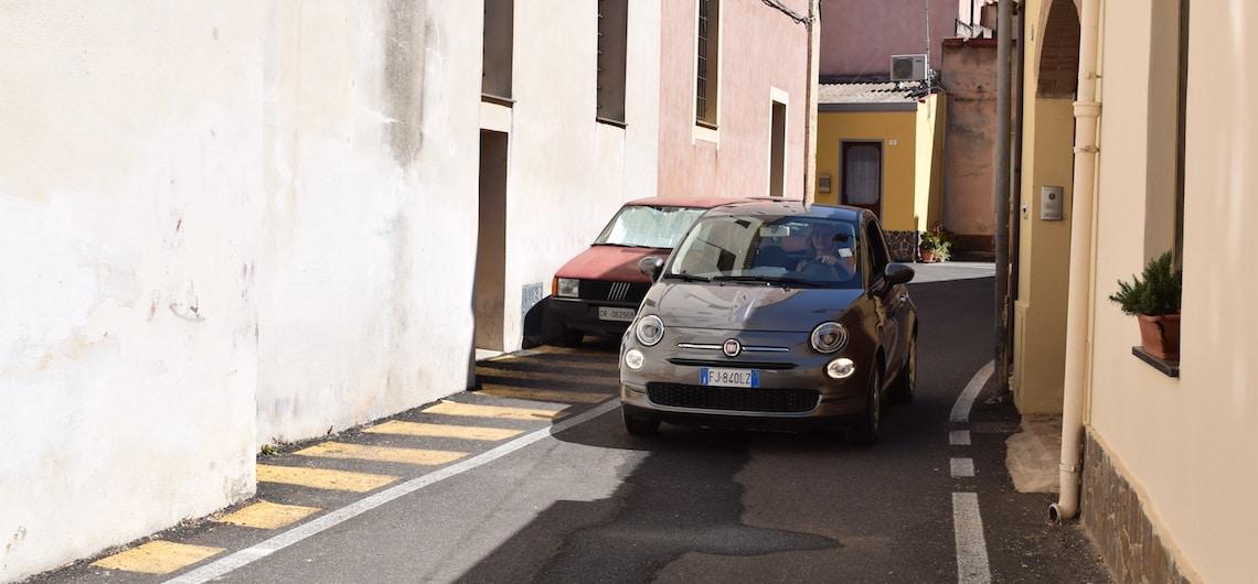 Italië auto huren