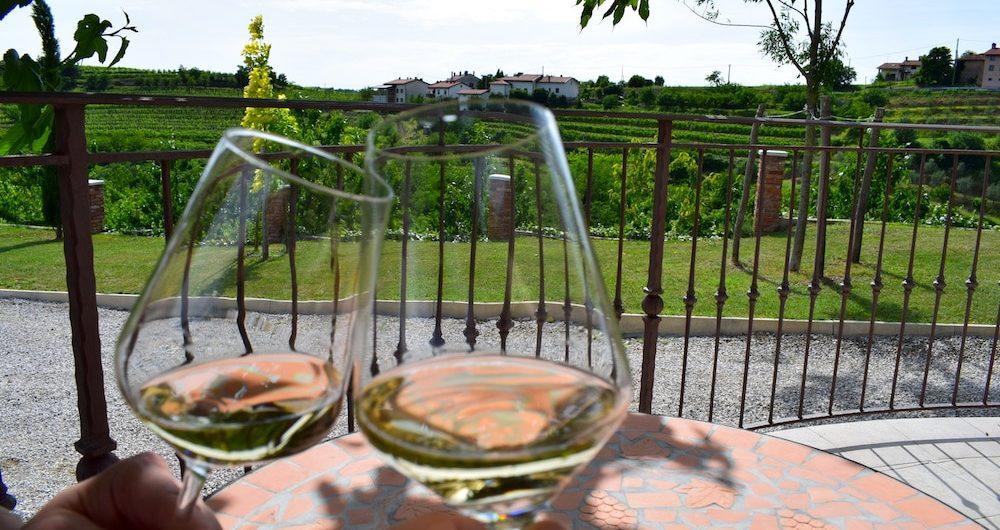 Smartno wijnproeverij slovenie