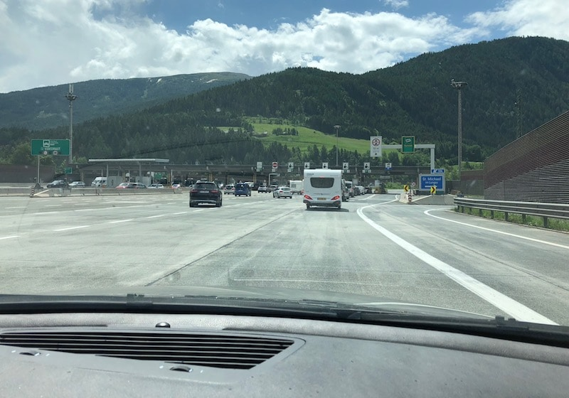 Auto huren in Slovenie
