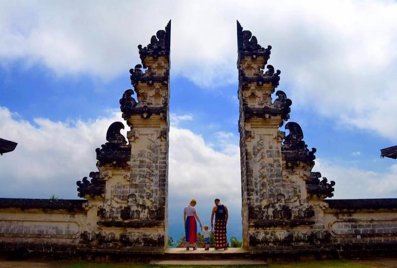 Bali reizen met jonge kinderen