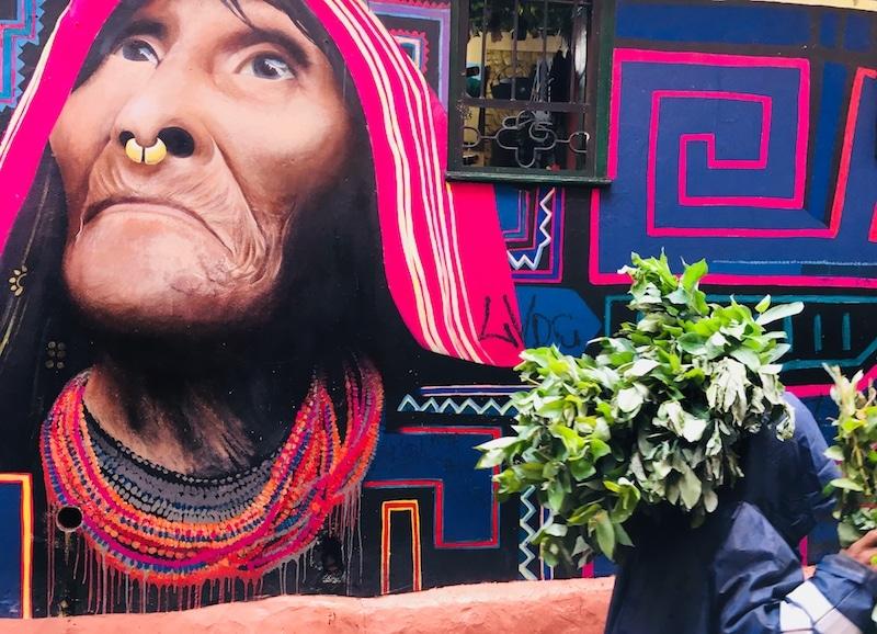 Bogota Streetart tour