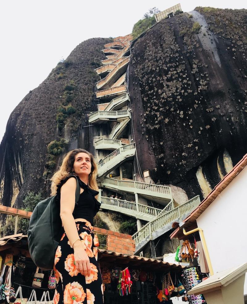 El Penol uitkijktoren Guatape