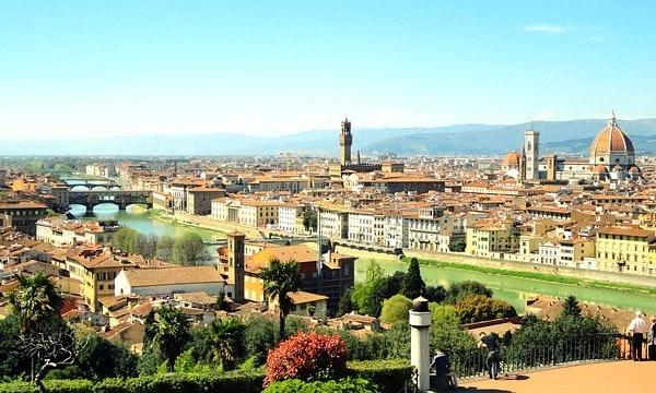 Florence italie rondreis