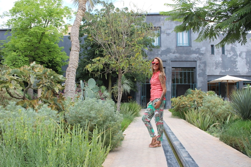 Highlight Marrakech Le jardin secret