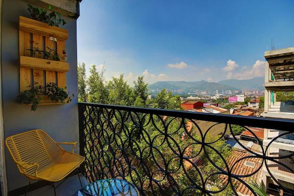 Hostel tips Medellin
