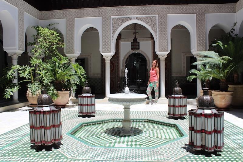Hotel Marrakech la mamounia