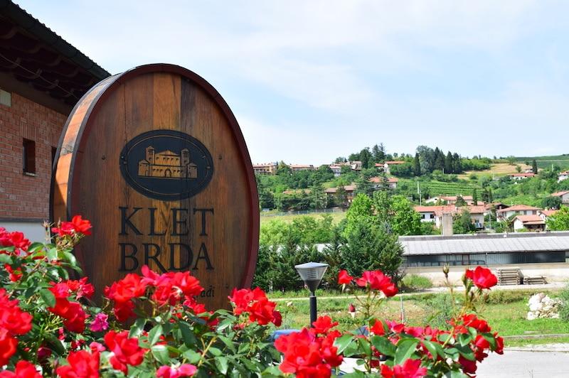 Klet wine Brda