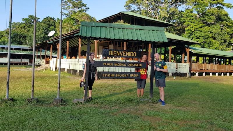 La Sirena Ranger station Corcovado