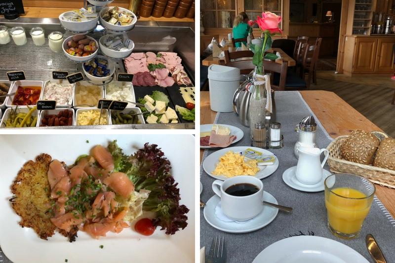 Lekker eten en ontbijt Duitsland hotel