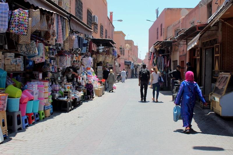 Marrakech citytrip
