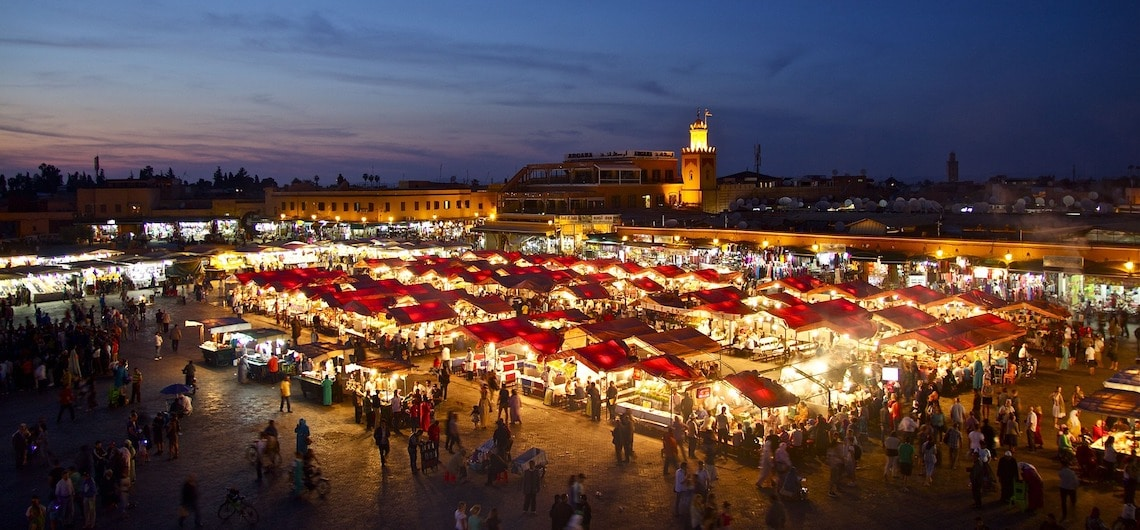 Marrekech 5 dagen Marokko