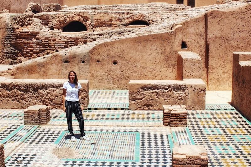 el badi paleis marrakech