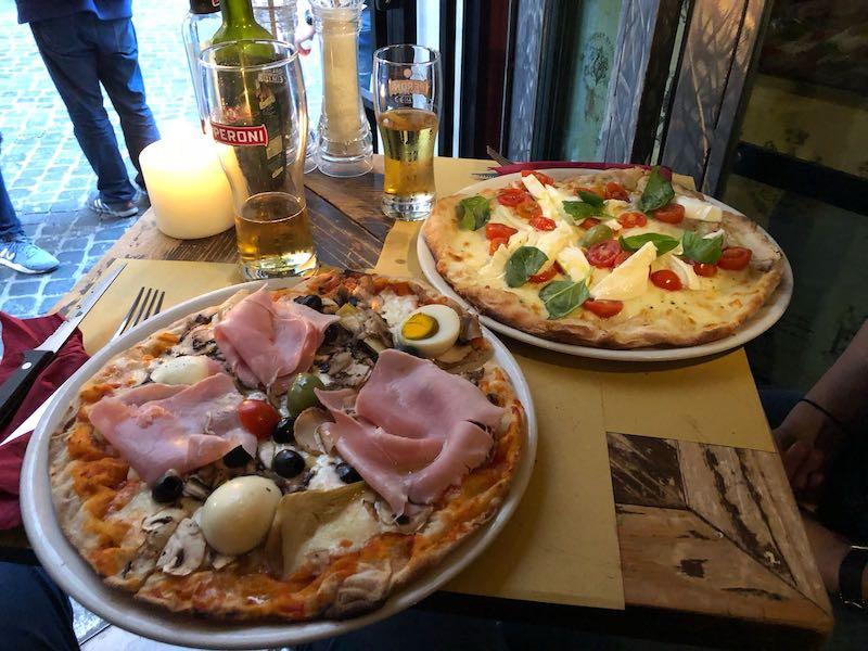 eten italie rome