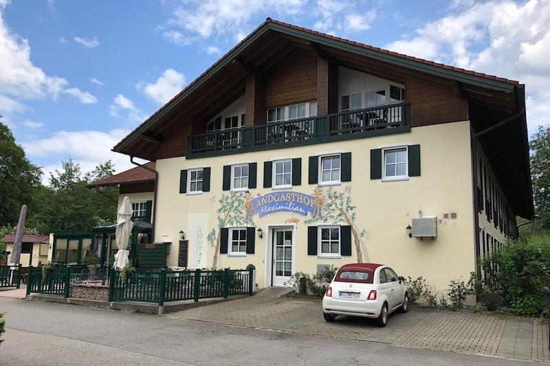 hotel overnachten Duitsland doorreis