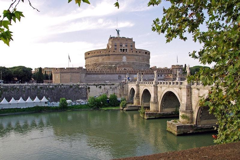rome Castel Sant'Angelo